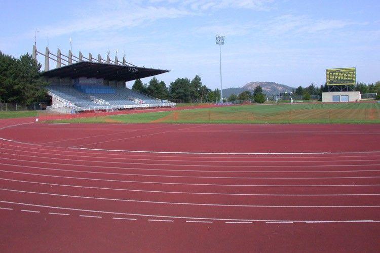 University Track Stadium, University of Victoria