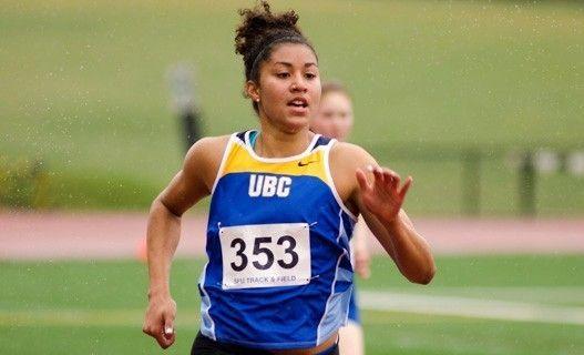 UBC Female Runner