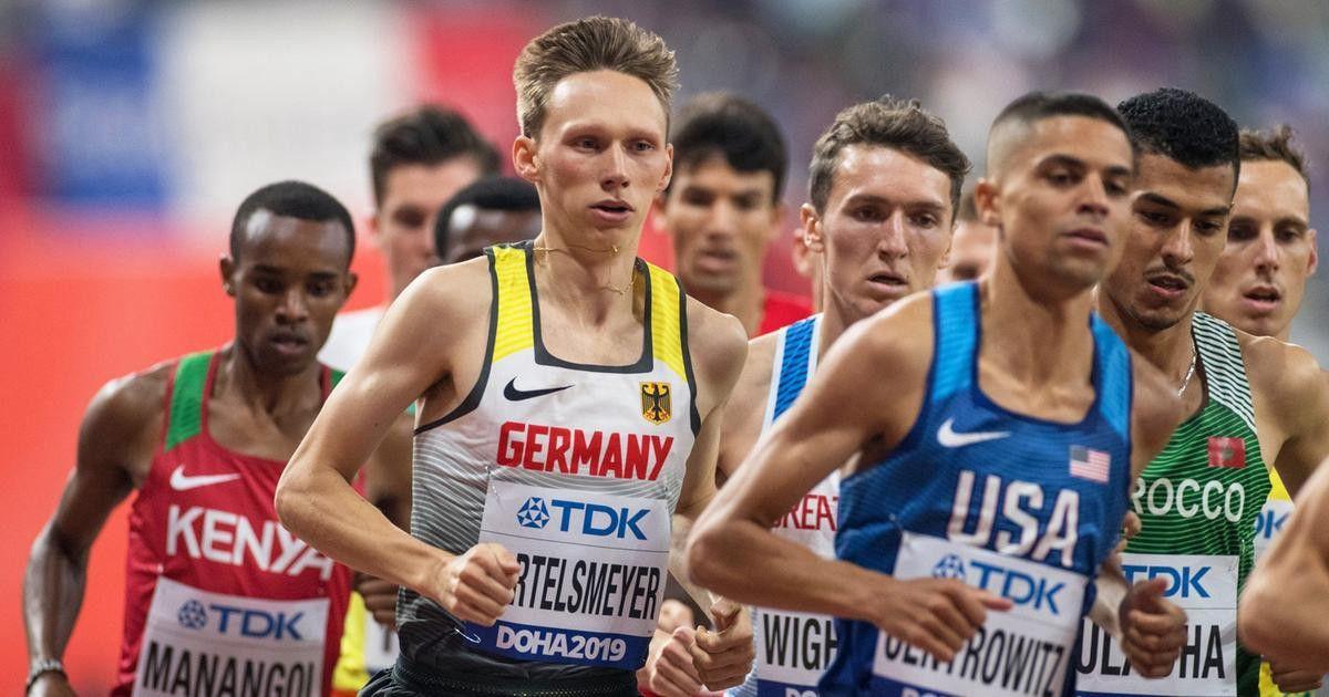 Bartelsmeyer, IAAF-world-championship, Doha