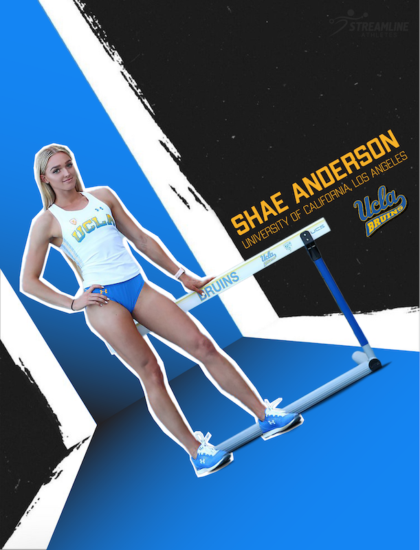 Shae Anderson; UCLA Bruins