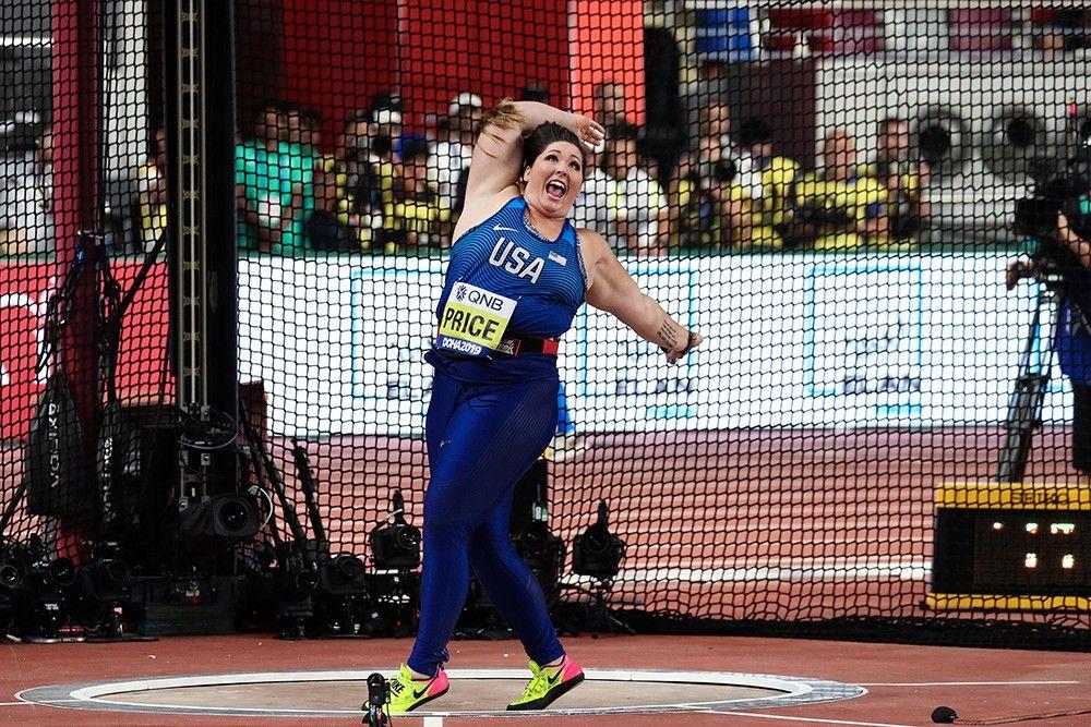 Doha World Championships 2019