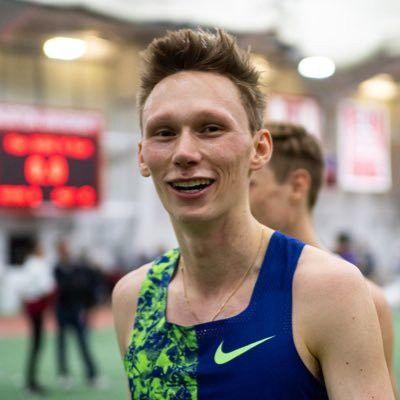 Bartelsmeyer: Professional Nike athlete
