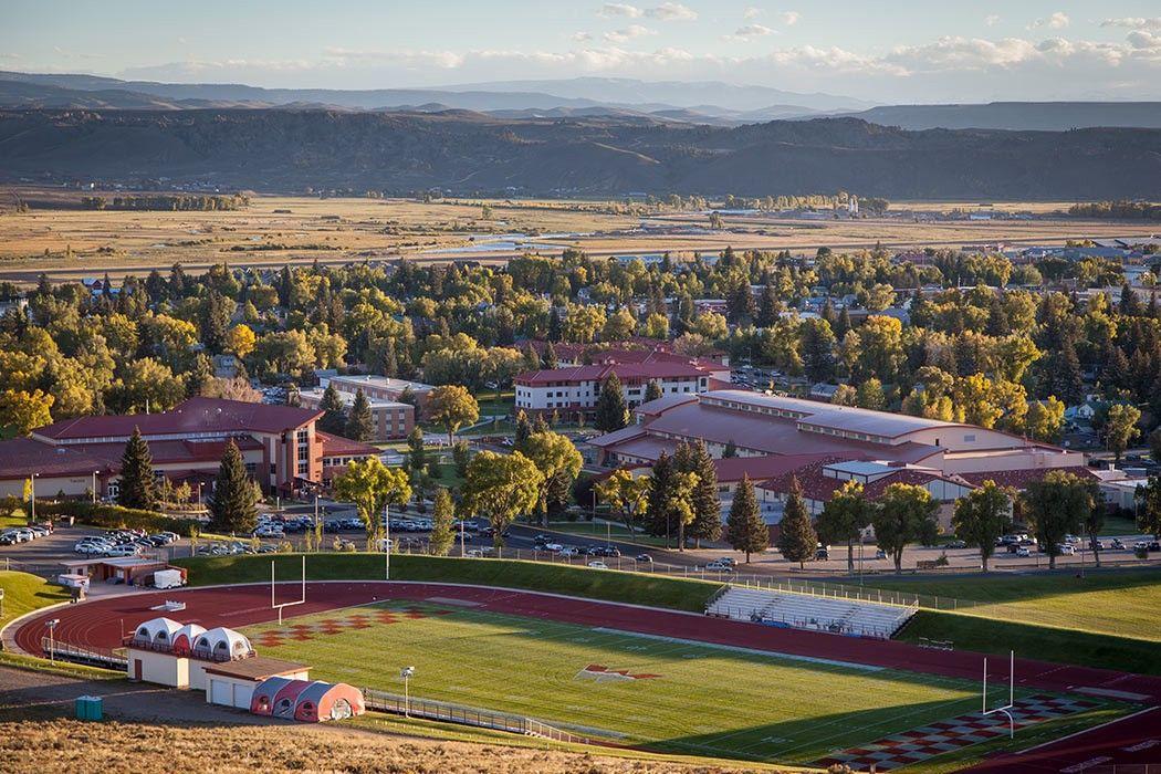 University of Western Colorado Track Facilities