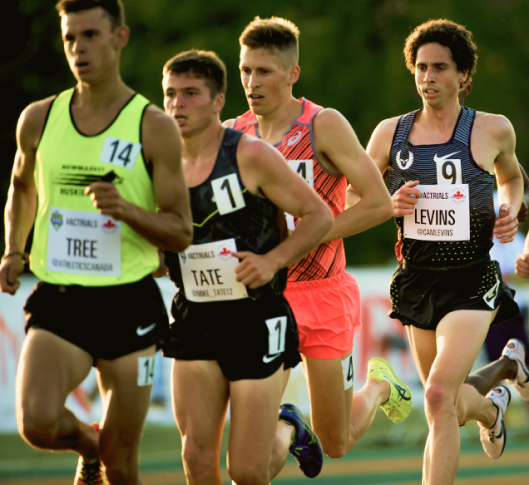 2016 Canadian Olympic Trails 5000m