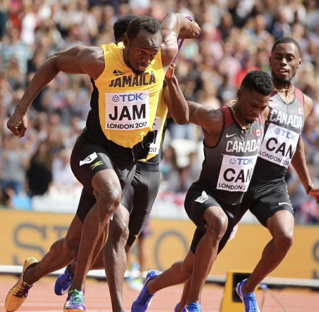 4X100M 2017 IAAF Men's World Track and Field Championships
